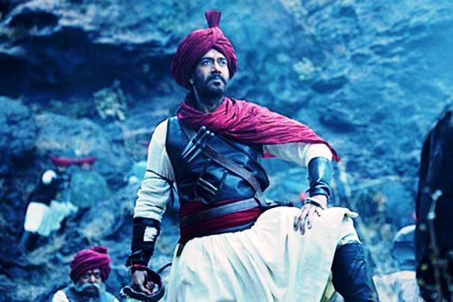 tanhaji box office record, ajay devgn
