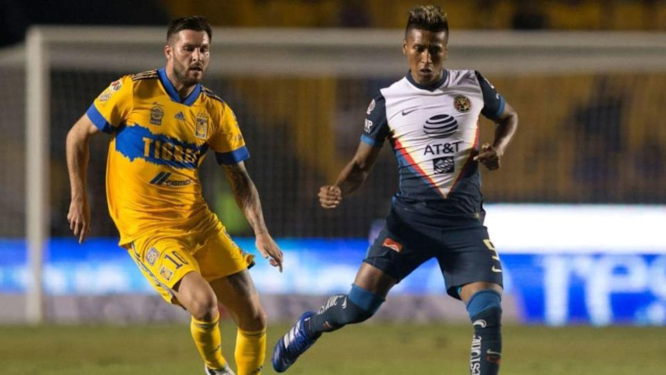 Tigres vs América, Torneo Guard1anes 2021 - Liga MX | JULIO CESAR AGUILAR/Getty Images