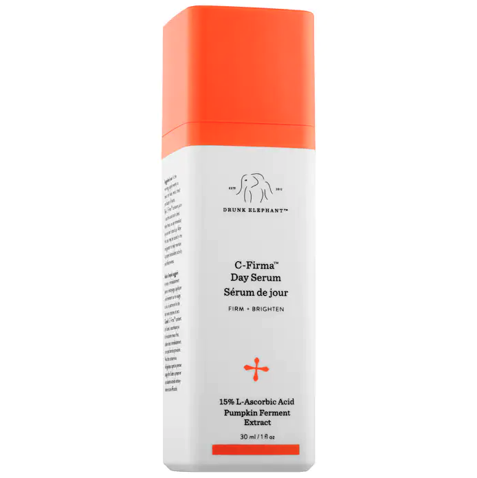 Drunk Elephant C-Firma Vitamin C Day Serum. Image via Sephora.