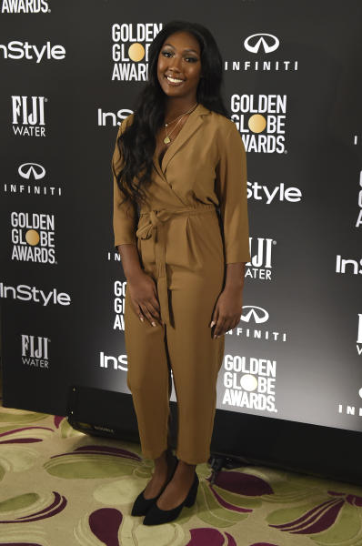 <p>She is the latest daughter of an A-list actor to be given the role.</p>