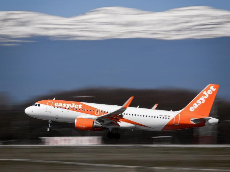 Man tries to open cabin door at 33,000ft during easyJet flight