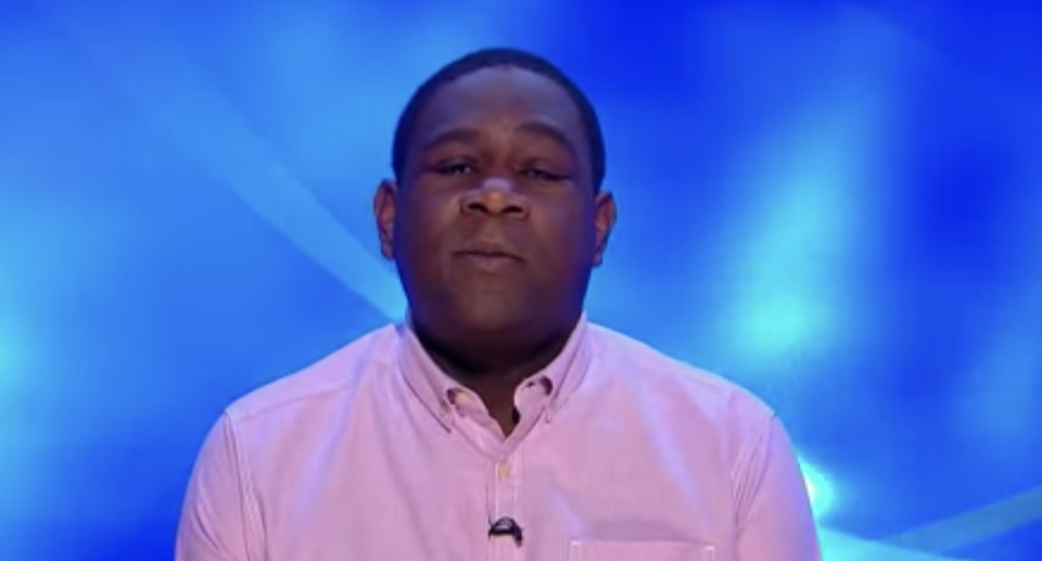 David Rainford had competed on Eggheads since 2012. (BBC)
