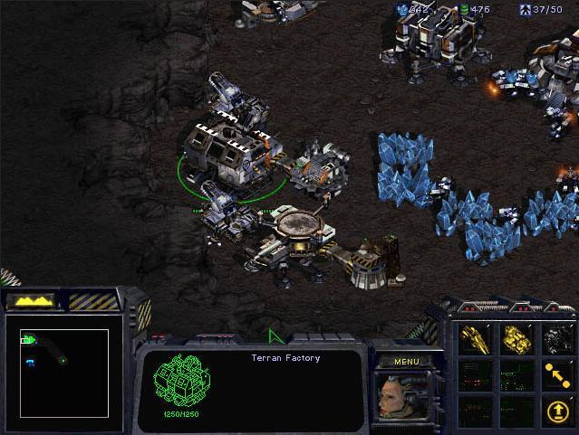 StarCraft was released in 1998. (Blizzard)