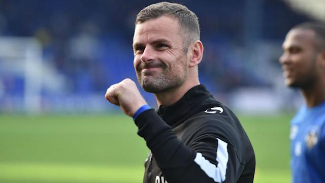Oldham Athletic have hired Richie Wellens as their new manager despite interviewing Paul Scholes and Clarence Seedorf for the role.