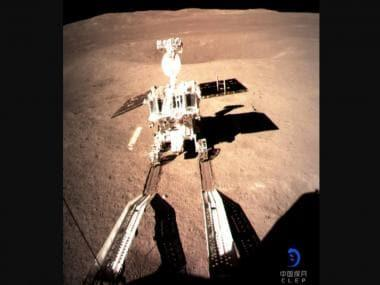 China's Chang'e-4 probe resumes activities on the far side of the moon for 22nd lunar day