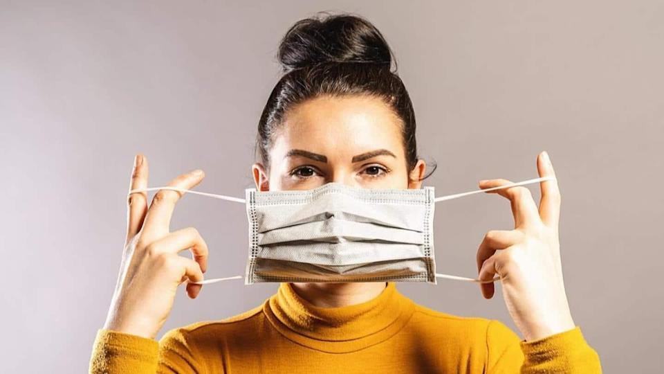 Is your mask causing headache? Here