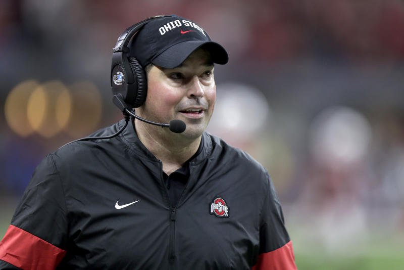 Ohio State's Day gets 3-year contract extension, salary bump
