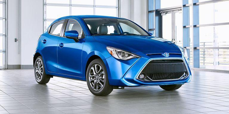 """<p>The new Yaris is actually <a href=""""https://www.roadandtrack.com/new-cars/future-cars/a27009785/2020-toyota-yaris-hatchback-debut-photos-mazda2/"""" target=""""_blank"""">just a Mazda 2 in disguise</a>, meaning it has a wonderful base to become a great race car. It's lightweight, and parts are cheap, meaning even if something does go wrong on track, it won't cost you too much to fix.</p>"""