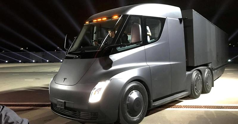 Tesla Semi could save money over diesels within 2 years of ownership