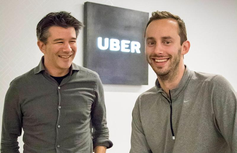 Uber fires self-driving car exec amid legal battle with Google
