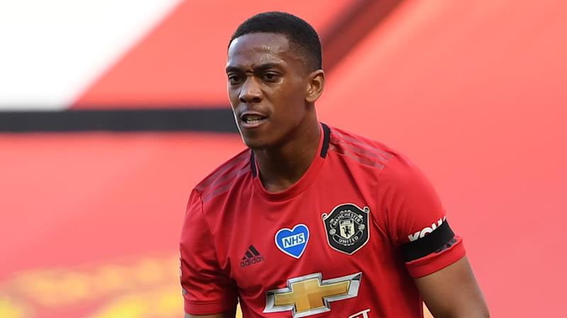 'Martial is at the best level in his career & there's more to come' - Solskjaer hails improving Man Utd striker