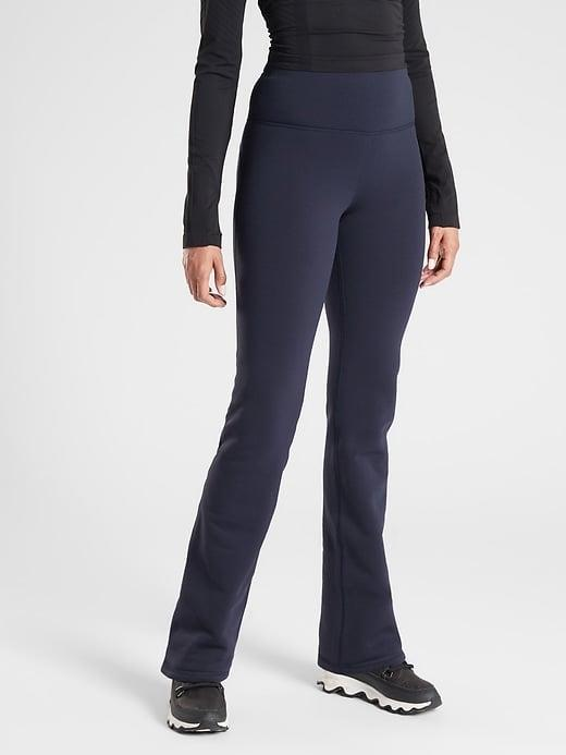 <p>If you're doing medium- or high-impact exercises in a cold climate, you'll want to opt for the thermal <span>Athleta Altitude Pant in Polartec Power Stretch</span> ($98) or <span>Athleta Altitude Tight in Polartec Power Stretch</span> ($98) to stay warm.</p>