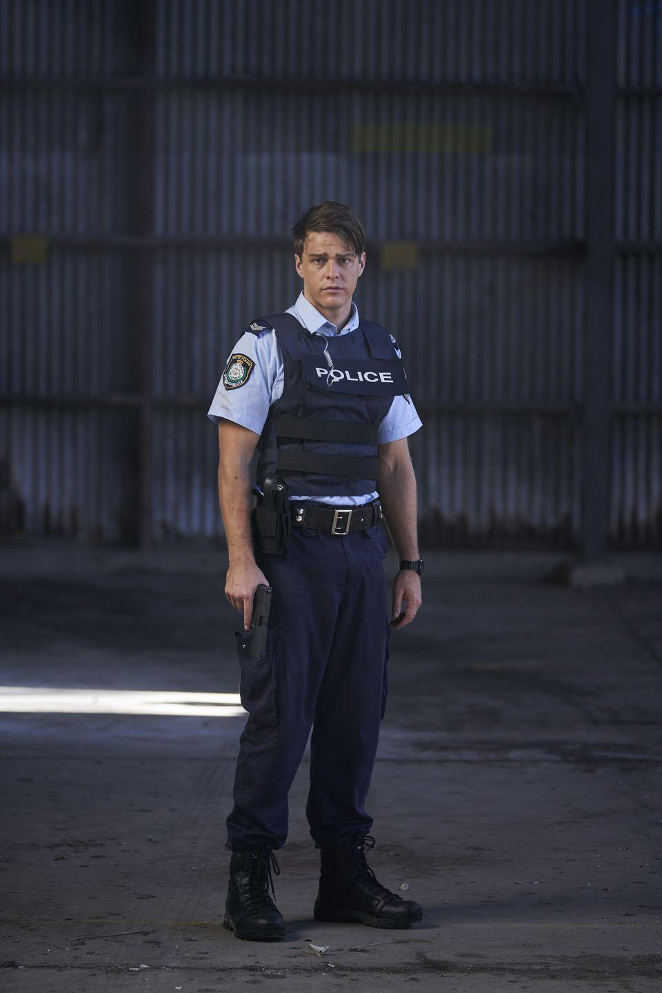 <p>Colby joined the Bay in early 2018 when he arrived as the town's new police officer. Many of his storylines centred around his desire to do the right thing in the force, which was often threatened by his dark past as part of the River Boys.</p><p>Colby was recently sentenced to 25 years in prison for the murder of his abusive stepfather Ross Nixon.</p>