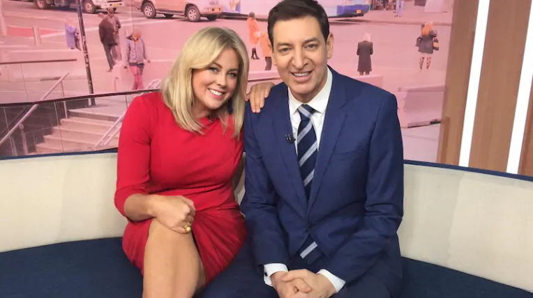 Basil Zempilas is leaving Weekend Sunrise. Photo: Channel Seven