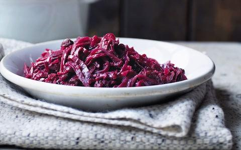 red cabbage - Credit: Tara Fisher