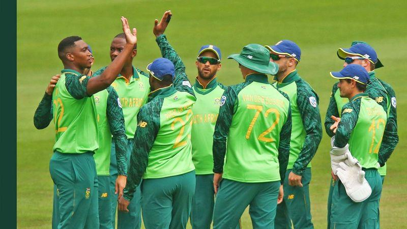 South Africa has struggled to get wins under their belt