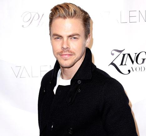 Derek Hough Has Severe Back Injury, May Not Perform on Dancing With the Stars