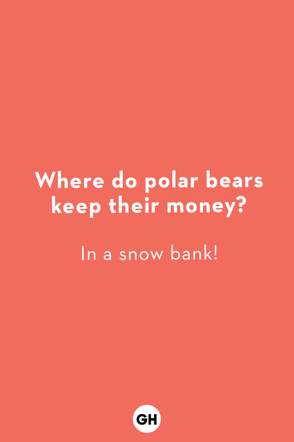 """<p>In a snow bank!</p><p><strong>RELATED: </strong><a href=""""https://www.goodhousekeeping.com/life/parenting/g28541976/best-kids-quotes/"""" rel=""""nofollow noopener"""" target=""""_blank"""" data-ylk=""""slk:The 40 Best Kids Quotes, Because Raising Children Goes Faster Than You'd Think"""" class=""""link rapid-noclick-resp"""">The 40 Best Kids Quotes, Because Raising Children Goes Faster Than You'd Think</a></p>"""