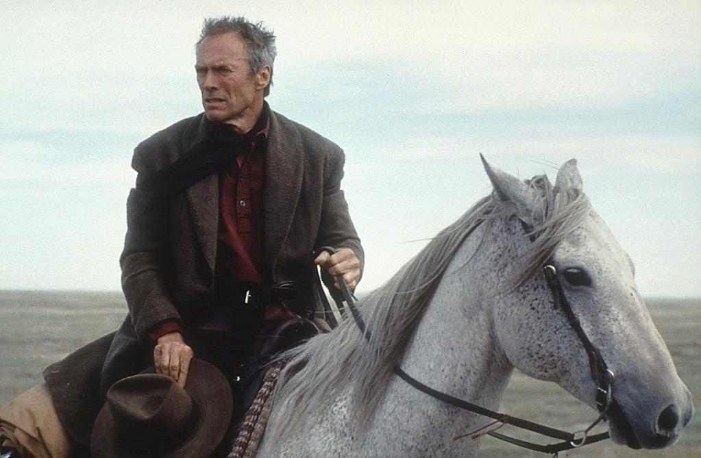 """<a href=""""http://movies.yahoo.com/movie/unforgiven/"""">UNFORGIVEN</a> <br>Directed by: Clint Eastwood<br>Starring: Clint Eastwood, Gene Hackman, Morgan Freeman"""