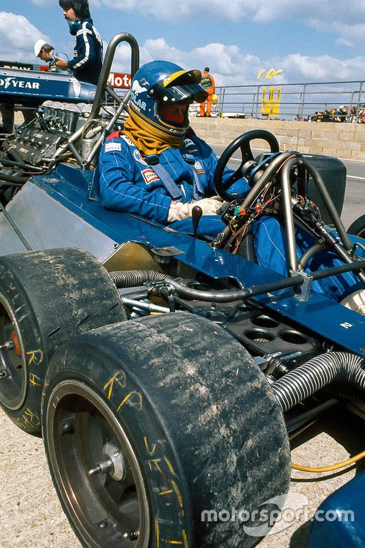 "Ronnie Peterson, Tyrrell P34-Ford <span class=""copyright"">LAT Images</span>"