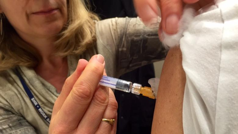 Politics, not parenting, to blame for 'vaccination hesitancy,' UW study says