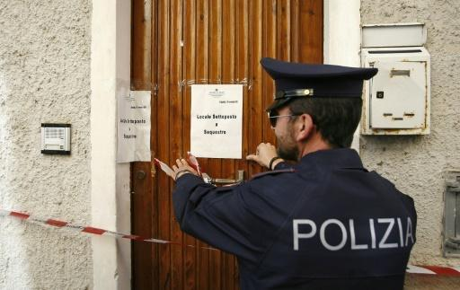 <p>Italian police nab suspected aides of mobster fugitive</p>
