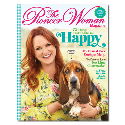 """<p>thepioneerwoman.com</p><p><strong>$18.00</strong></p><p><a href=""""https://shop.thepioneerwoman.com/the-pioneer-woman-magazine.html?source=pwm_edit_giftguide"""" rel=""""nofollow noopener"""" target=""""_blank"""" data-ylk=""""slk:Shop Now"""" class=""""link rapid-noclick-resp"""">Shop Now</a></p><p>It's the most wonderful time to subscribe! Gift an annual subscription to <em>The Pioneer Woman</em> for Ree-latable stories, totally doable family recipes, and more about life on the frontier.</p>"""