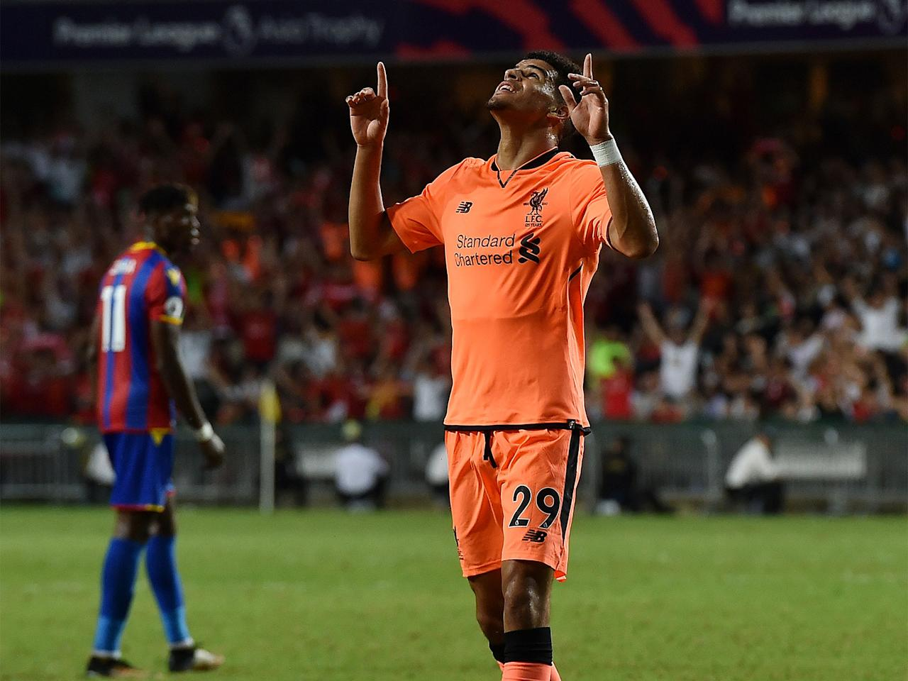 5 things we learned as Liverpool beat Crystal Palace to reach Premier League Asia trophy final