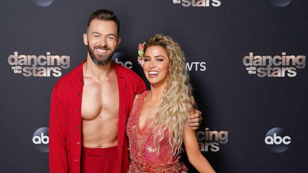 PHOTO: Artem Chigvintsev and Kaitlyn Bristowe on 'Dancing With the Stars.' (Kelsey Mcneal/ABC via Getty Images)