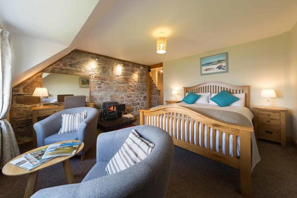 Argyll Hotel is a gold-rated Green Tourism business (The Good Hotel Guide)