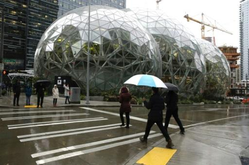 """""""The Spheres"""" in Seattle"""