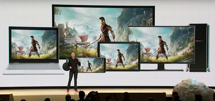 Google Stadia GDC Keynote, Phil Harrison