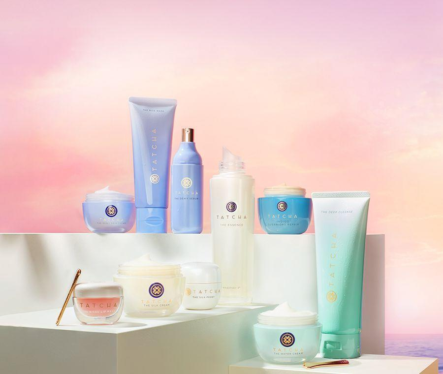 """<p class=""""body-dropcap"""">Good news for skincare obsessives: Right now, Tatcha—purveyor of Japanese beauty essentials like Selena Gomez's <a href=""""https://www.allure.com/story/selena-gomez-favorite-products-video"""" rel=""""nofollow noopener"""" target=""""_blank"""" data-ylk=""""slk:favorite"""" class=""""link rapid-noclick-resp"""">favorite</a> <a href=""""https://go.redirectingat.com?id=74968X1596630&url=https%3A%2F%2Fwww.tatcha.com%2Fproduct%2Fdewy-skin-cream%2FDS-CREAM.html&sref=https%3A%2F%2Fwww.harpersbazaar.com%2Fbeauty%2Fskin-care%2Fg37611110%2Ftatcha-friends-family-sale%2F"""" rel=""""nofollow noopener"""" target=""""_blank"""" data-ylk=""""slk:Dewy Skin Cream"""" class=""""link rapid-noclick-resp"""">Dewy Skin Cream</a> and the <a href=""""https://www.harpersbazaar.com/beauty/a37375162/iconic-beauty-products/"""" rel=""""nofollow noopener"""" target=""""_blank"""" data-ylk=""""slk:iconic"""" class=""""link rapid-noclick-resp"""">iconic</a> <a href=""""https://go.redirectingat.com?id=74968X1596630&url=https%3A%2F%2Fwww.tatcha.com%2Fproduct%2Fclassic-rice-polish-foaming-enzyme-powder%2FCD01310T.html&sref=https%3A%2F%2Fwww.harpersbazaar.com%2Fbeauty%2Fskin-care%2Fg37611110%2Ftatcha-friends-family-sale%2F"""" rel=""""nofollow noopener"""" target=""""_blank"""" data-ylk=""""slk:Rice Polish Classic Foaming Enzyme Powder"""" class=""""link rapid-noclick-resp"""">Rice Polish Classic Foaming Enzyme Powder</a>—is discounting up to 20 percent off its coveted range of skincare staples, with the code <strong>FF2021</strong> at checkout. As Tatcha products are rarely on sale, these deals on many of the brand's best sellers are especially worth adding to your shopping cart.</p><p>Whether you're looking to restock your favorite cleanser or wanting to try out a typically pricy serum you've been eyeing for months, Tatcha's Friends & Family Sale offers the perfect opportunity to round out your beauty routine. Although most gift sets are excluded from the sale, you can still take advantage of excellent discounts on some Tatcha-exclusive beauty tools—like the <a href=""""https://go.redirectinga"""