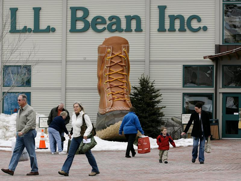 LLBean drops its unlimited, no-questions return policy