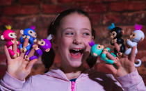 <p>Forget Hatchimals for one moment, collectible Fingerlings are this year's most talked about craze. From zoo animals to dinosaurs, the doe-eyed figurines are sure to be at the top of every kid's Christmas wish list. <em>[Photo: Getty]</em> </p>
