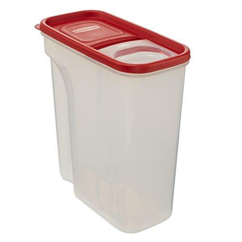 "<p><strong>Rubbermaid</strong></p><p>amazon.com</p><p><strong>$4.94</strong></p><p><a href=""http://www.amazon.com/dp/B00BEUDXRW/"" rel=""nofollow noopener"" target=""_blank"" data-ylk=""slk:Shop Now"" class=""link rapid-noclick-resp"">Shop Now</a></p><p>Transform a cereal container into a lightweight, portable trashcan by lining it with a plastic bag.</p>"