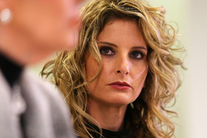 'Apprentice' contestant Zervos not entitled to information about other Trump allegations, judge says