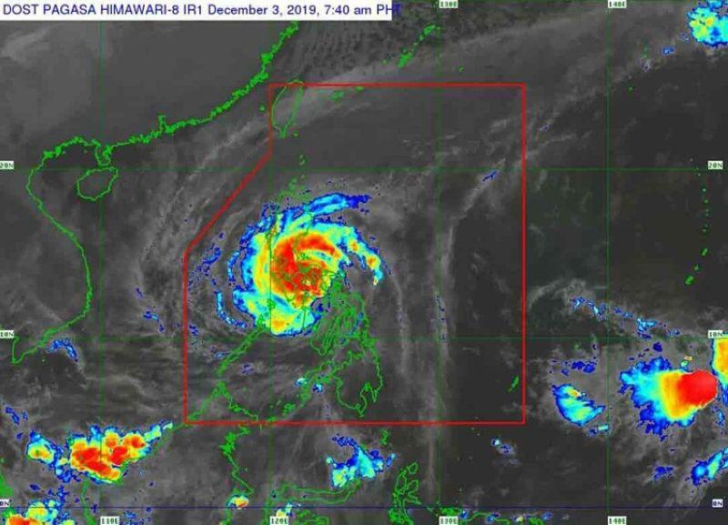Evacuated families in northern Cebu can now go home