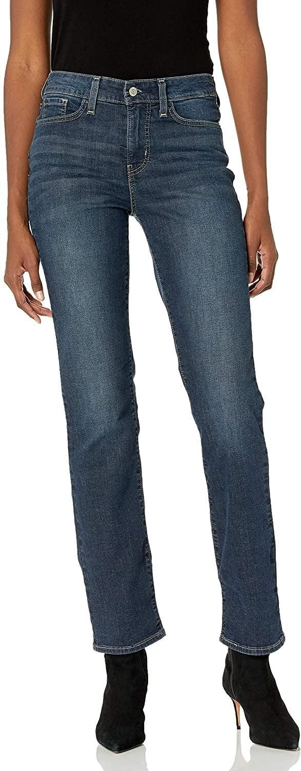 <p>You can never have too many jeans so go ahead and stock up on these flattering <span>Signature by Levi Strauss &amp; Co. Gold Label Women's Curvy Totally Shaping Straight Jeans</span> ($20 - $50). It comes in a variety of different washes as well.</p>