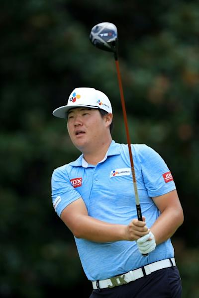 South Korean Im Sung-jae, playing here at the US PGA Tour Championship, heads into the 2019-2020 season at The Greenbrier buoyed by his Rookie of the Year award