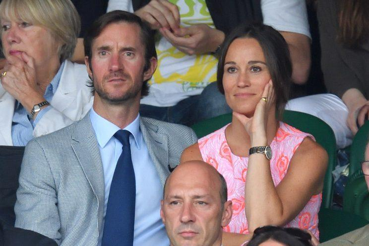 <i>Pippa Middleton is marrying multi-millionaire James Matthews [Photo: Getty]</i>