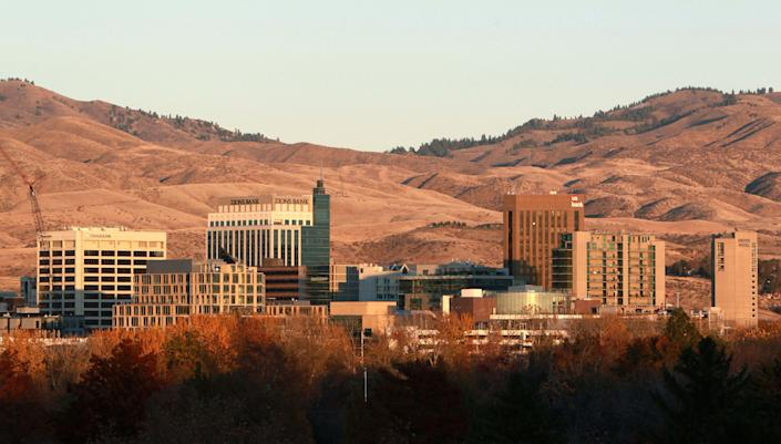 Boise, Idaho, was America's 79th most unequal city in 2011. By 2016, it had jumped to seventh place. (Photo: Joe Jaszewski for The Washington Post via Getty Images)