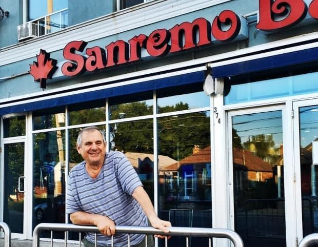 Natale Bozzo moved to Toronto from Italy at the age of 15 and started working at a bakery in Little Italy. Eventually he opened SanRemo Bakery in 1969 with his brothers.
