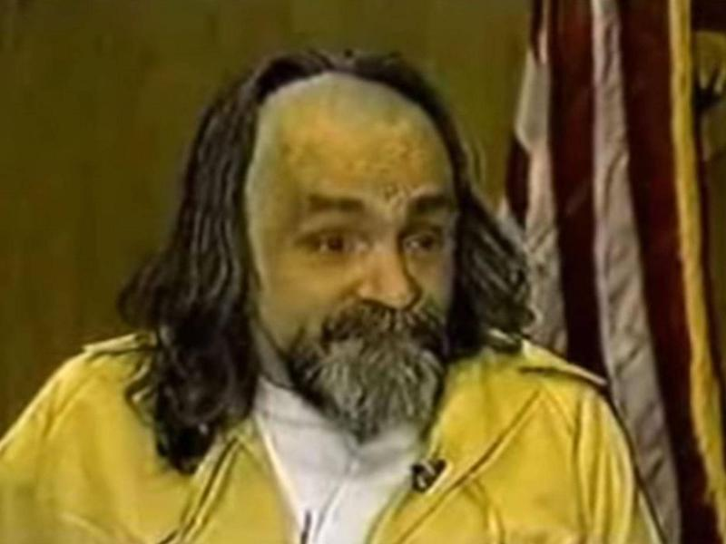 Charles Manson: What happened when a journalist asked notorious serial killer to describe himself in one sentence