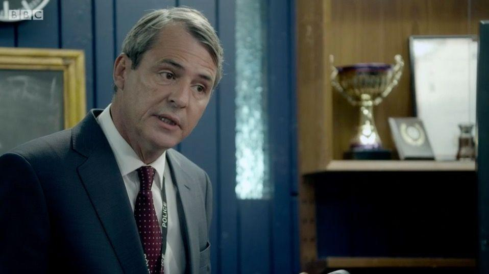 <p>Played by Neil Morrissey, Nigel was Tony Gates' best friend in season one, and eventually gave evidence against DS Cottan, before retiring from the force.</p>