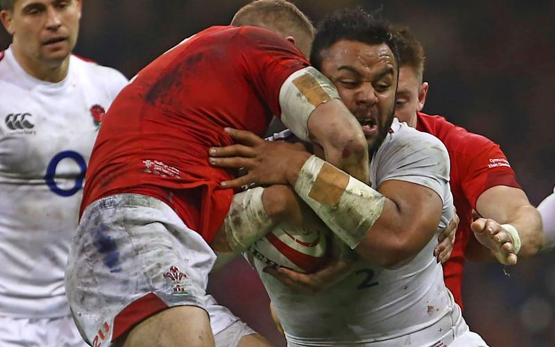 England and Wales will go head to head in round four at Twickenham - AFP