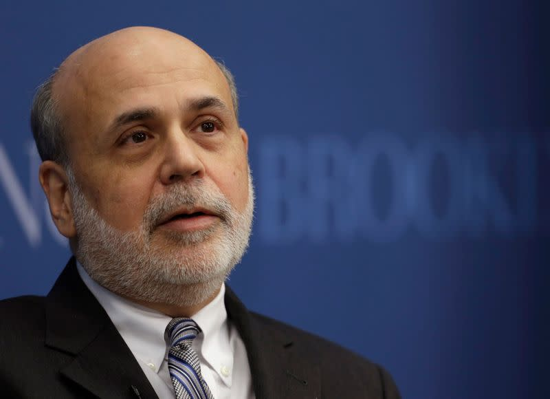 Bernanke: Fed has ample clout to fight downturn if toolkit used properly
