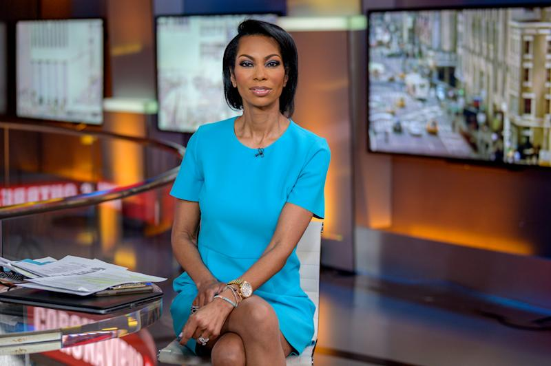 Harris Faulkner at Fox News Channel Studios in March in New York City. (Roy Rochlin/Getty Images)