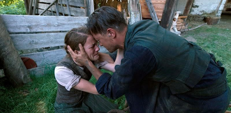 Review: In Malick's 'A Hidden Life,' a hymn of defiance