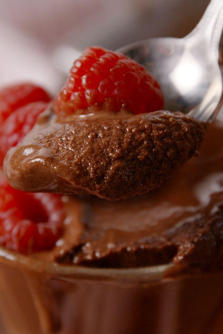 "<p>It's rich, not icy. Prepare to be obsessed.</p><p>Get the recipe from <a href=""https://www.delish.com/cooking/recipe-ideas/recipes/a51117/chocolate-sorbet-recipe/"" rel=""nofollow noopener"" target=""_blank"" data-ylk=""slk:Delish"" class=""link rapid-noclick-resp"">Delish</a>.</p>"